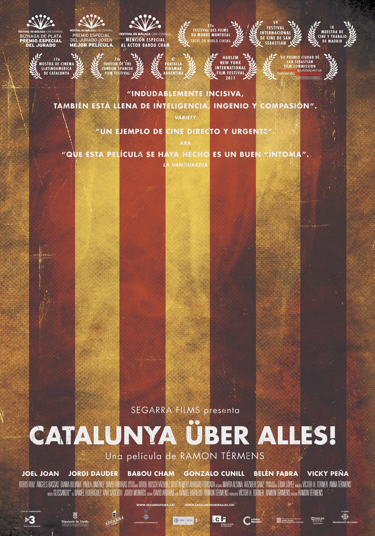 Cataluña Über Alles